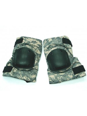 Special Force Airsoft Paintball Knee Pads Digital ACU Camo
