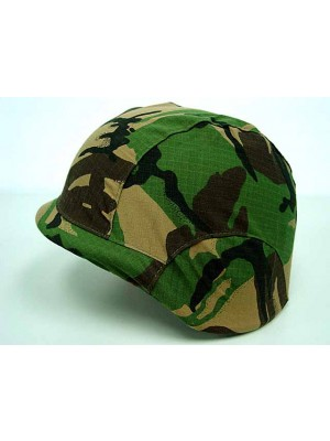 US Army M88 PASGT Helmet Cover British DPM Camo Woodland