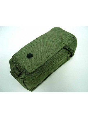 Airsoft Molle Single AK Magazine Pouch OD