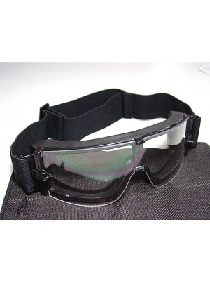 USMC Airsoft X800 Tactical Goggle Glasses GX1000 Clear