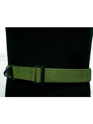 Tactical CQB Heavy Duty Rigger Belt OD L