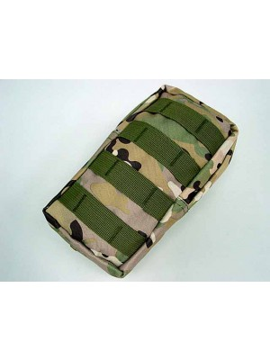 Molle Medic First Aid Pouch Bag Multi Camo #B