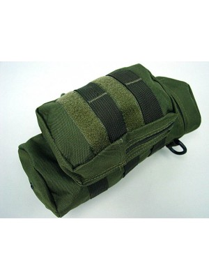 Molle Water Bottle Medic Pouch OD
