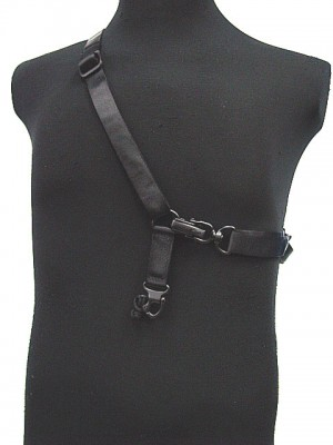 MAGPUL PTS MS2 STYLE MULTI MISSION SLING AIRSOFT - BLACK