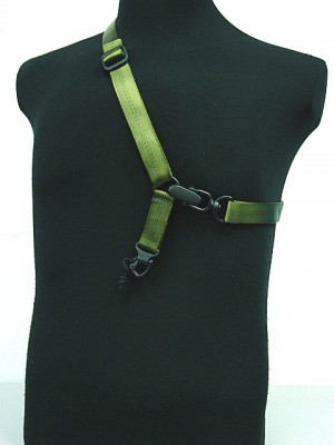 MAGPUL PTS Single/Two Point MS2 Style Multi Mission Rifle Sling OD