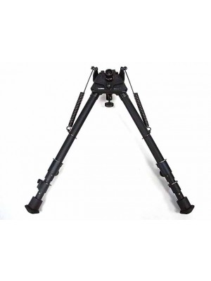 "12-27"" Spring Rifle Shooter Bipod w/20mm RIS Adaptor"