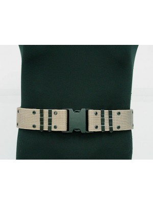 "Combat Tactical 2.5"" Heavy Duty Belt Desert Tan"