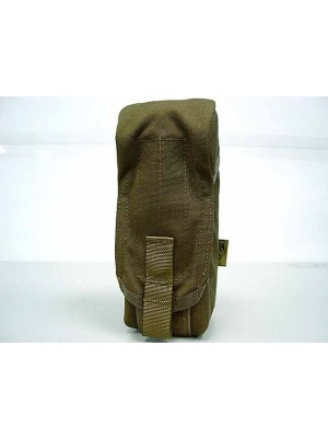 Flyye 1000D Molle Single AK Magazine Pouch Coyote Brown