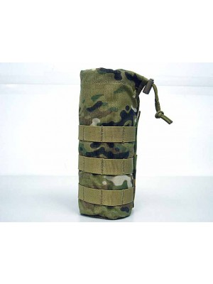 Flyye 1000D Molle Water Bottle Dump Pouch Multicam