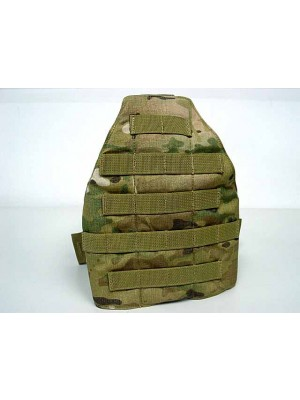 Flyye 1000D Molle Triangular Drop Leg Panel Multicam