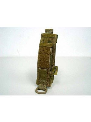 Flyye 1000D Molle Expandable Baton Holder Pouch Multicam