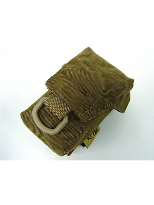 Flyye 1000D Molle EDC iCOMM Pouch Coyote Brown