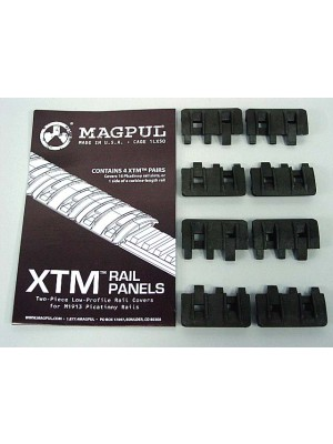MAGPUL XTM Modular Rail Panels Cover Set of 8 Olive Drab OD