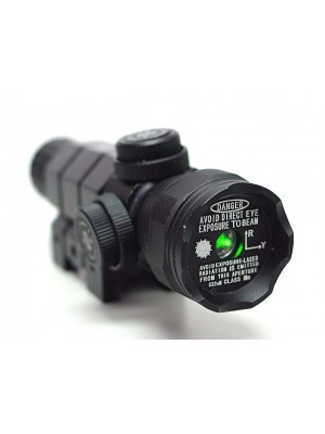 LXGD Rifle AEG Green Laser Tactical Head Sight Pointer JG-021