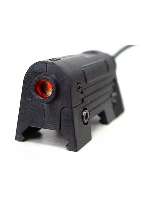 Compact Red Laser Sight Pointer with Pressure Switch RL-20