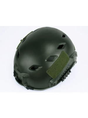 Airsoft FAST Base Jump Style Helmet OD