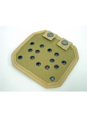 MPS Molle Holster Magazine Platform Panel Coyote Brown