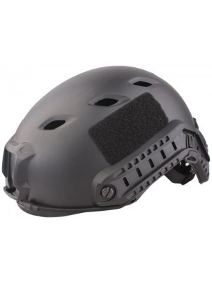 Airsoft FAST Base Jump Style Helmet Black