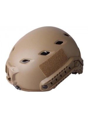 Airsoft FAST Base Jump Style Helmet Brown