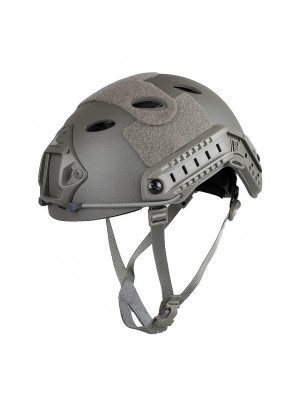 Airsoft FAST Carbon Style Helmet Foliage Green