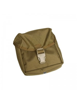Flyye 1000D Molle Medical First Aid Pouch Ver.FE Coyote Brown