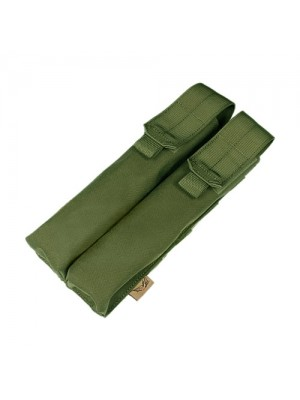 Flyye 1000D Molle Double P90/UMP Magazine Pouch OD