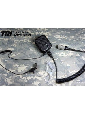 TRI Air duct earplugs for tri Communications Speaker