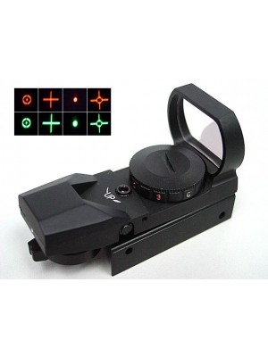 Holographic Multi 4 Reticle Red/Green Dot Sight Reflex