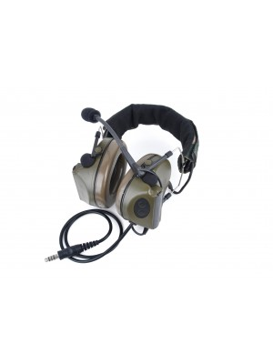 Element Comtac II Style Tactical Headset OD - Z041