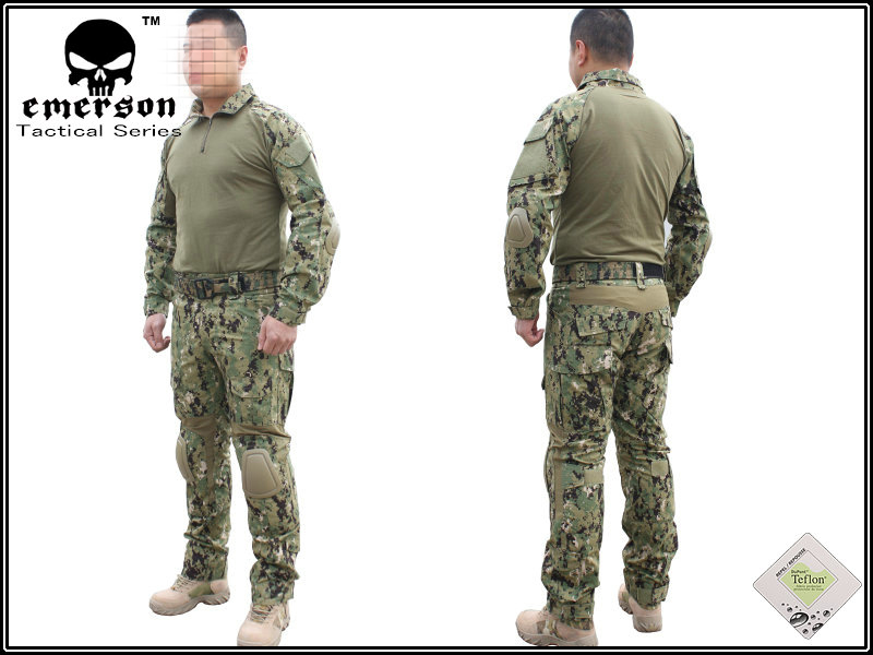 EMERSON Devgru G2 Combat Shirt & Pants Set AOR2