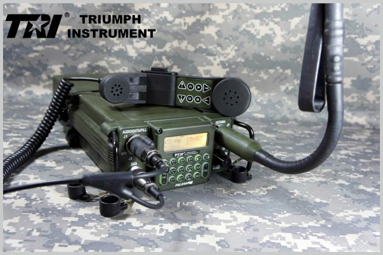 Tri Instrument Prc 117g Versatile Two Stage Fm Radio